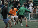 В Академии прошли соревнования по мини-футболу