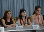 Организационное собрание студенческого совета факультета ГСУ с первокурсниками